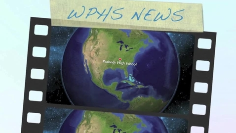 Thumbnail for entry WPHS NEWS - October 7, 2011