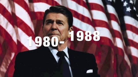 Thumbnail for entry Ronald Reagan in Ten Minutes