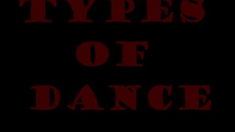 Thumbnail for entry Dance