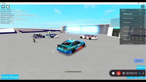 Thumbnail for entry playing bacstreach battles 2