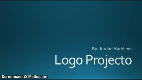Thumbnail for entry Logo Projecto Renegade by Jordan Hadden