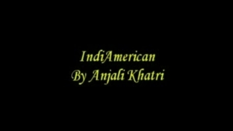Thumbnail for entry IndiAmerican