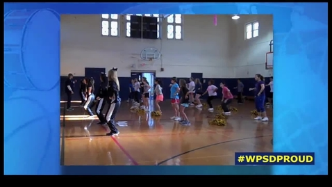 Thumbnail for entry WPSD Basketball and Cheerleading Clinic