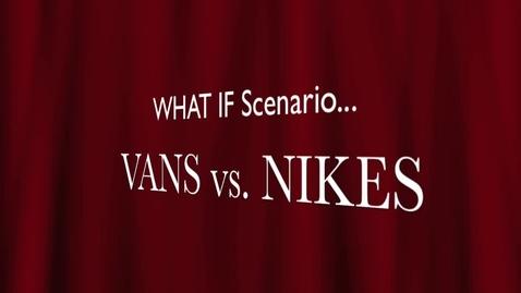 Thumbnail for entry Vans  vs Nike