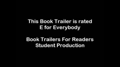 Thumbnail for entry Savvy Book Trailer