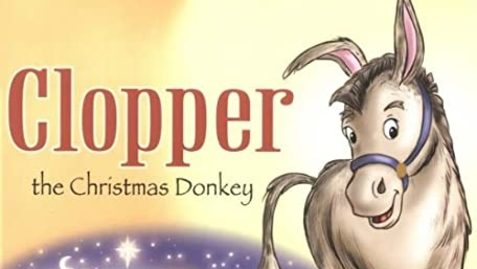 Thumbnail for entry Clopper the Christmas Donkey - Mrs. Brannon