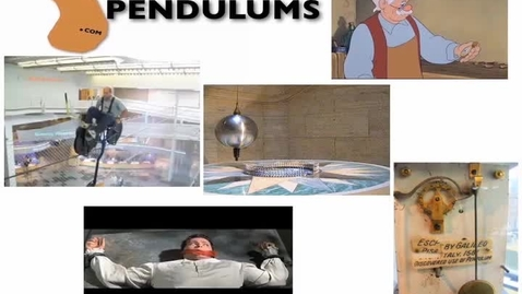 Thumbnail for entry simple pendulum keynote movie