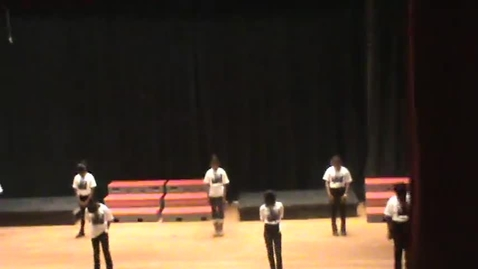Thumbnail for entry R.S. Payne Elementary School: Payne Academy Diva Girls Performance from January 30, 2013