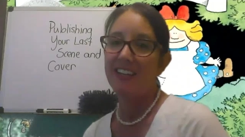Thumbnail for entry Publishing the Final Scene and Making the Cover