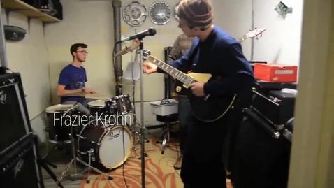 Thumbnail for entry Frazier Krohn Band