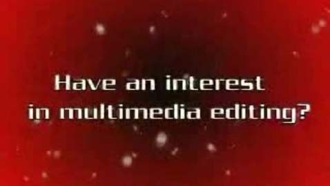 Thumbnail for entry Multimedia Production Promo Video