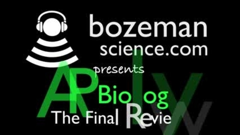 Thumbnail for entry  AP Biology - The Final Review (2014)