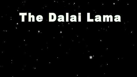 Thumbnail for entry Dalai Lama by Mrs. Woods