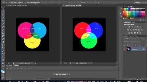 Thumbnail for entry #2 Photoshop CS6 Tutorial