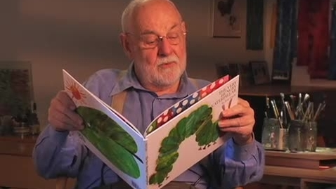 Thumbnail for entry Eric Carle Announces Jumpstart's Read for the Record Campaign