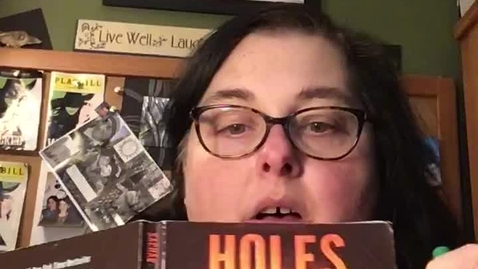 Thumbnail for entry Read Aloud Holes Chapter 16