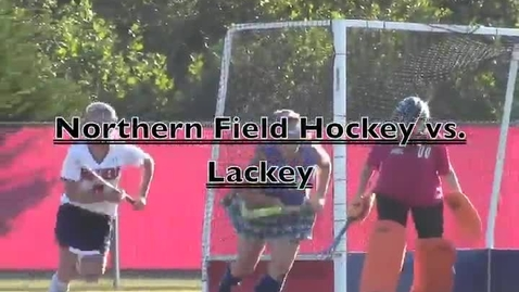 Thumbnail for entry Field Hockey vs. Lackey