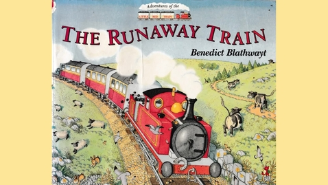 Thumbnail for entry The Runaway Train by Benedict Blathwayt