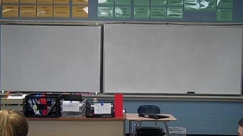 Thumbnail for entry Algebra II 11-14-11