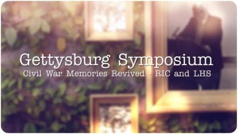 Thumbnail for entry Gettysburg Resurrected