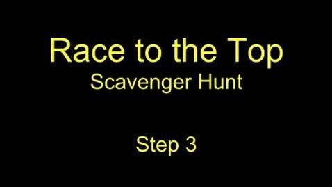 Thumbnail for entry Common Core/NCES Scavenger Hunt