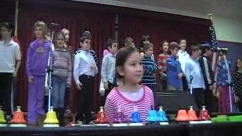 Thumbnail for entry Abrams 2008 Hanukkah Concert - Grade 3 Part 2