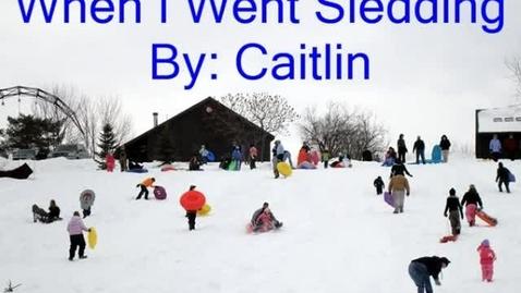 Thumbnail for entry Sledding