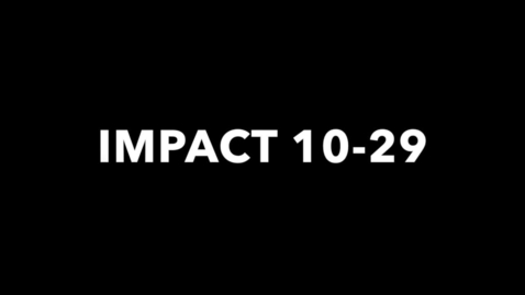 Thumbnail for entry IMPACT 10-29