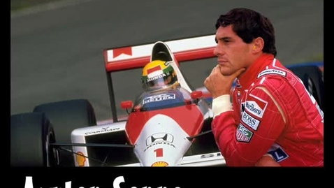 Thumbnail for entry Ayrton Senna's life