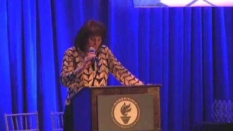 Thumbnail for entry Dr. Gerry Tirozzi: Farewell Speech