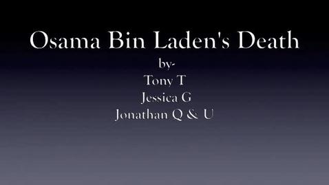 Thumbnail for entry Osama Bin Laden's Death