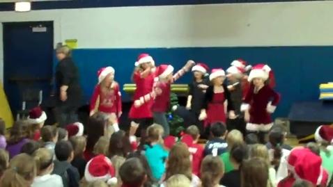 Thumbnail for entry Bernabi Rockin around the Christmas Tree