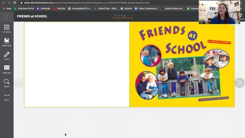 Thumbnail for entry friends at school