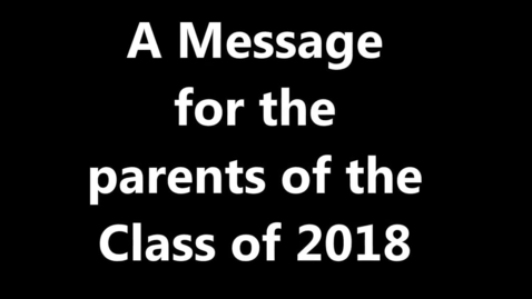 Thumbnail for entry 2014 8th Grade Activities Night Promo Slideshow for Parents