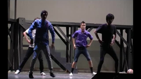 Thumbnail for entry Santa Ana High School Prepares for Spring Musical: West Side Story