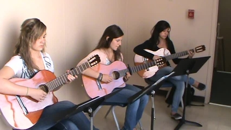 Thumbnail for entry 12th Fret Guitar Ensemble