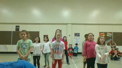 Thumbnail for entry Physical Education Fifth Grade Great  Memories 2020