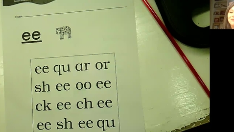 Thumbnail for entry Saxon Phonics 131.mp4