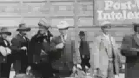 Thumbnail for entry Intolerance in the 20's