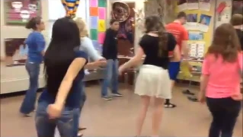 Thumbnail for entry Cinco de Mayo Dances - Mrs. Vena