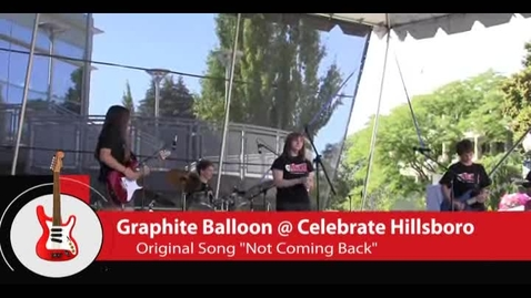 Thumbnail for entry Hillsboro School of Rock 2010