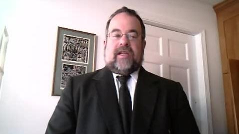 Thumbnail for entry Intro to Shabbat