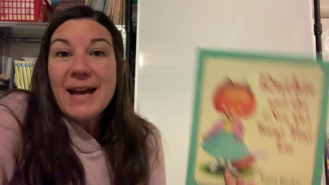 Thumbnail for entry Ruthie Read Aloud Pt.2