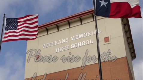 Thumbnail for entry KVMHS News - Veterans Memorial High School - Pilot