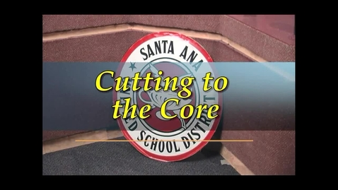 Thumbnail for entry Cutting to the Core (Show 1)