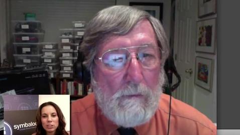 Thumbnail for entry SymbalooEDU Educator Spotlight: Dr. John Hadley Strange