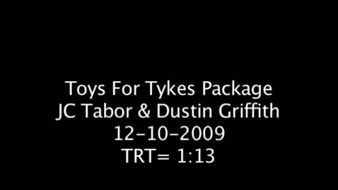 Thumbnail for entry Toys For Tykes Package