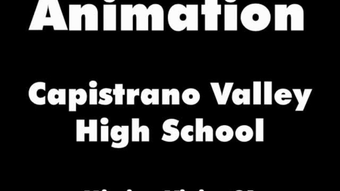 Thumbnail for entry 13 - Capistrano Valley Animation