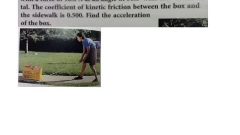 Thumbnail for entry Parallel, Normal, and Frictional Forces (video 8)