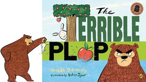 Thumbnail for entry The Terrible Plop by Ursula Dubosarsky - kids book read aloud -reading children's books aloud